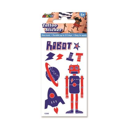 Avenir - Mini Tattoo - Robot (6920773380120)