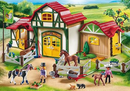 Playmobil - Horse Farm PMB6926 (4008789069269)