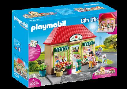 Playmobil - My Flower Shop PMB70116