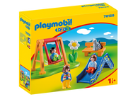 Playmobil - 1.2.3 Children's Playground PMB70130