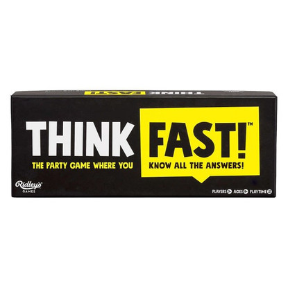 Think Fast Game - Ridley's - Box