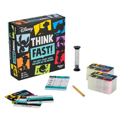 Disney - Think Fast