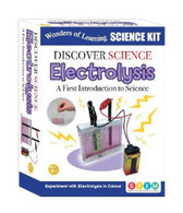 Wonders of Learning Discover Science Kit - Electrolysis By: Lake Press
