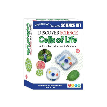 Wonders of Learning Discover Science Kit - Cells of Life