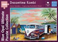 Blue Opal - Jenny Sanders Dreamtime Kombi 1000 piece Jigsaw Puzzle
