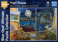 Blue Opal - Shohet Night Breeze 1000 piece Jigsaw Puzzle BL02109-C