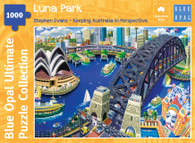 Blue Opal - Evans Luna Park 1000 piece Jigsaw Puzzle BL02119-C