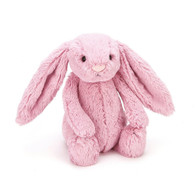 Jellycat - Bashful Tulip Pink Bunny Medium