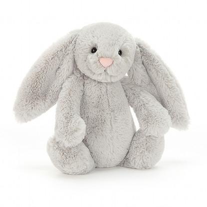Jellycat - Bashful Silver Bunny Medium