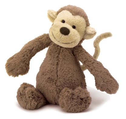 Jellycat - Bashful Monkey - Medium