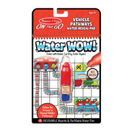Melissa & Doug - On The Go - Water Wow! Vehicle Pathways