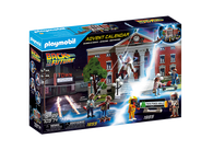 Playmobil - Back to the Future Advent Calendar PMB70574