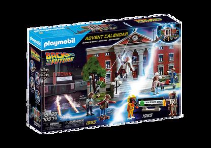 Playmobil - Back to the Future Advent Calendar PMB70574