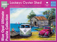 Blue Opal - Sanders Lockeys Oyster Shed 1000 Piece BL02116-C