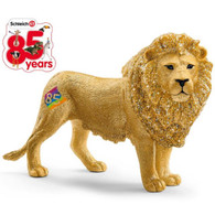 Schleich - 85 Years Special Edition Golden Lion SC72156