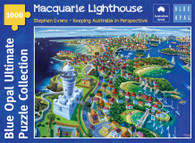 Blue Opal - Evans Macquarie Lighthouse 1000 piece BL02124-C