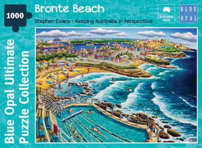 Blue Opal - Evans Bronte Beach 1000 piece BL02123-C