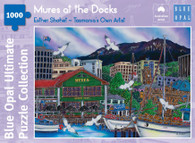 Blue Opal - Shohet Mures at the Docks 1000 piece BL02111-C