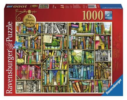 Ravensburger – Colin Thompson The Bizzare Bookshop 1000pc