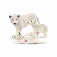 Schleich - Lion mother with cubs SC42505