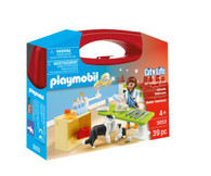 Playmobil - Vet Visit Carry Case 5653