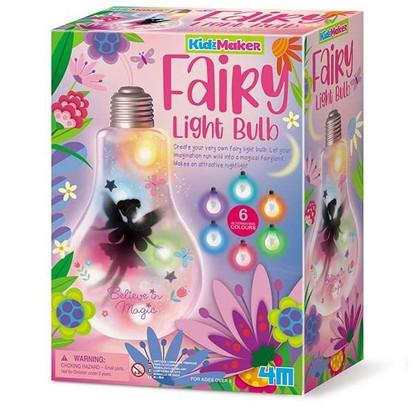 4M - KidzMaker - Fairy Light Bulb
