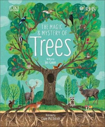 RHS The Magic and Mystery of Trees - By DK