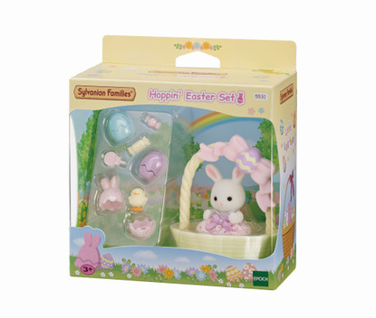 Sylvanian Families - Hoppin' Easter Set