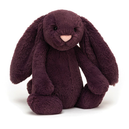 Jellycat - Bashful Plum Bunny Medium