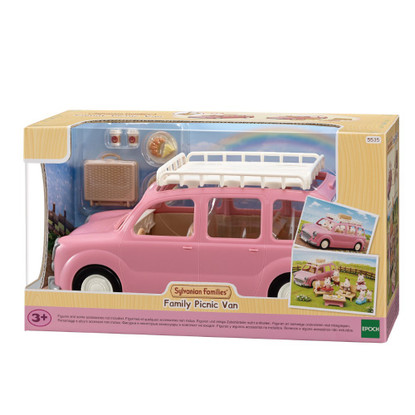 Sylvanian Families - Family Picnic Van SF5535