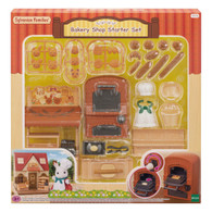 Sylvanian Families - Bakery Shop Starter Set SF5536