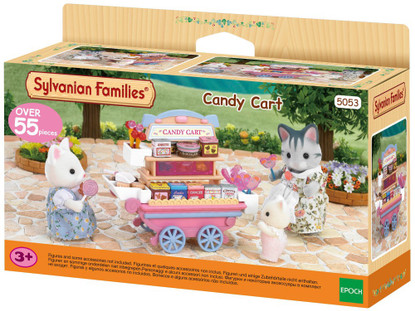 Sylvanian Families - Candy Cart SF5053