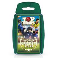 Top Trumps - World Cricket Stars
