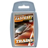Top Trumps - Trains