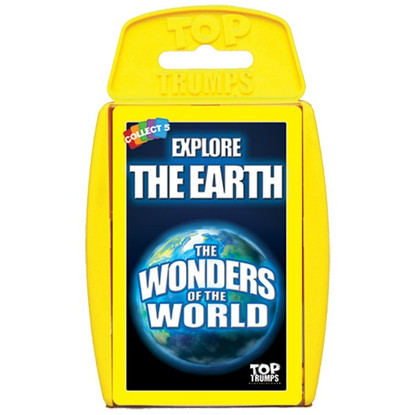Top Trumps - The Wonders of the World