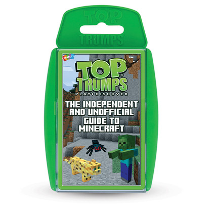 Top Trumps - The Independent and Unofficial Guide to Minecraft