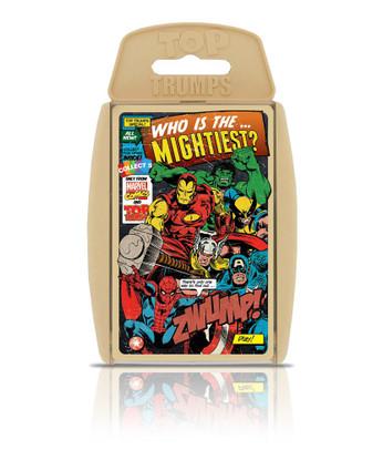 Top Trumps - Marvel Retro