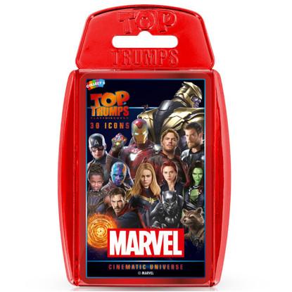 Top Trumps - Marvel Cinematic Universe