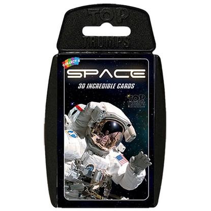 Top Trumps - Space