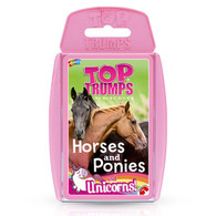 Top Trumps - Horses and Ponies and Unicorns!