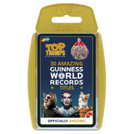 Top Trumps - Guinness World Records