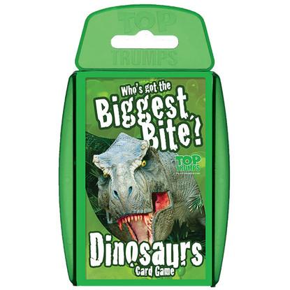 Top Trumps - Dinosaurs Top