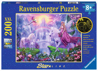Ravensburger - Unicorn Kingdom Puzzle 200 piece RB12903-4