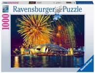 Ravensburger - Fireworks over Sydney Australia 1000 piece RB16410-3