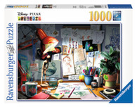 Ravensburger - Disney Pixar The Artists Desk 1000 piece RB19432-2