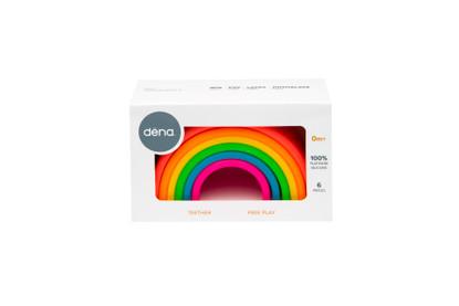 Dena toys - RAINBOW Neon 6pc