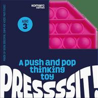 Pressssit - Octagon - Pink