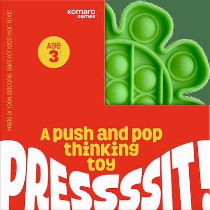 Pressssit - Flower Green