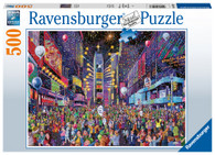 Ravensburger - New Years in Times Square 500 piece RB16423-3