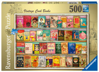 Ravensburger - Vintage Cookbooks 500 piece RB16412-7